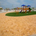 BA Amber Clay Pavers