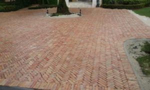 BA Queen Chicago Clay Pavers