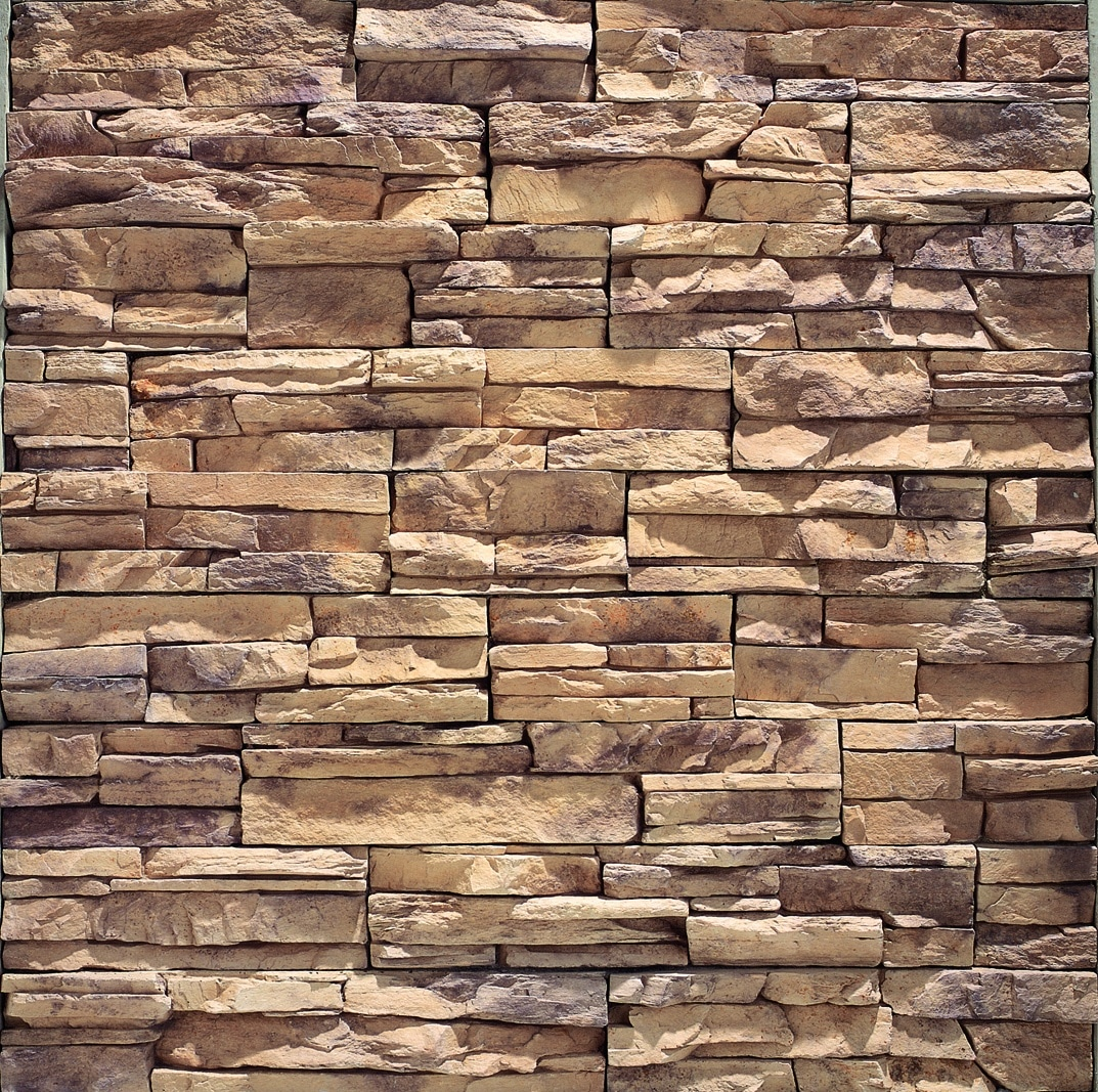 Stacked stone brick america for Stone and brick
