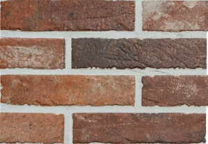 Old Red Thin Brick