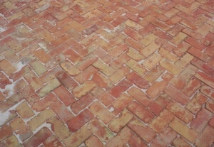 Old Chicago Clay Pavers