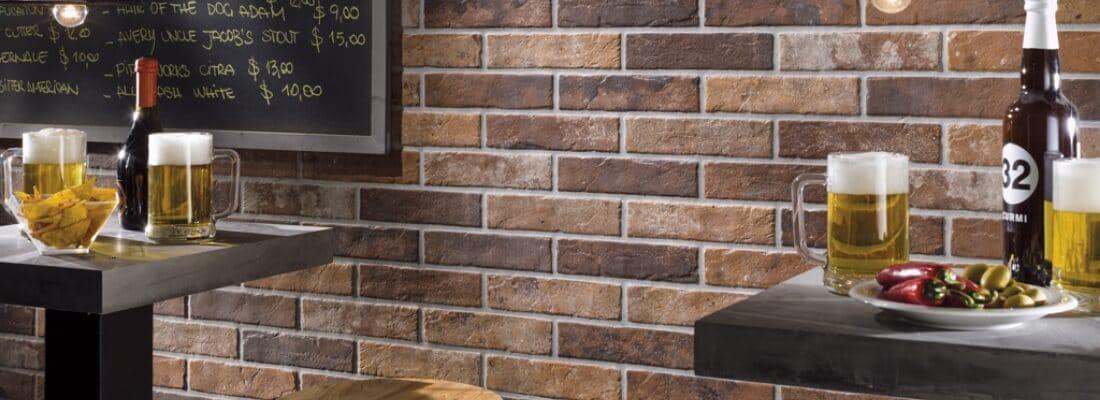 Portofino Porcelain Brick
