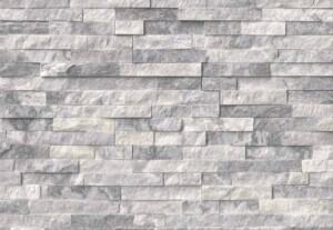 Natural Ledgestone White Frost