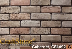 Cabernet Old World Brick