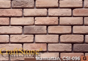 Manhattan Old World Brick