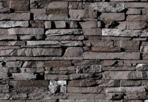 Stacked Stone Dark Rundle